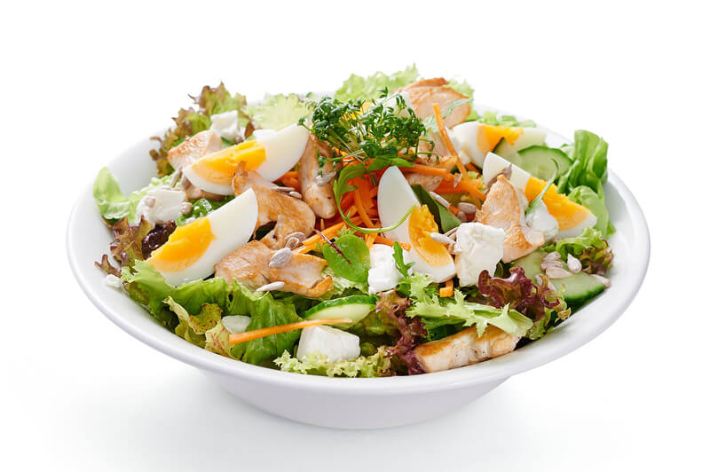 dean david salat chicken vitality huhn
